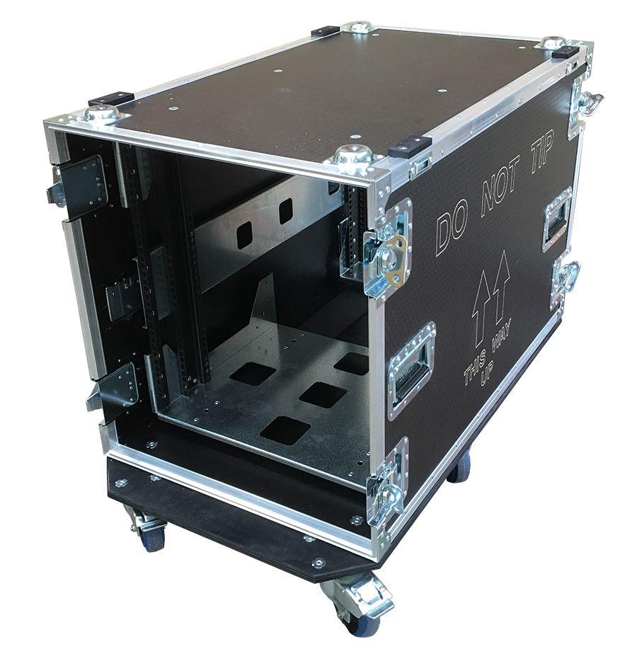 12u Rack Case 800mm Deep With Metal Sleeve 12u Rack Rack Case