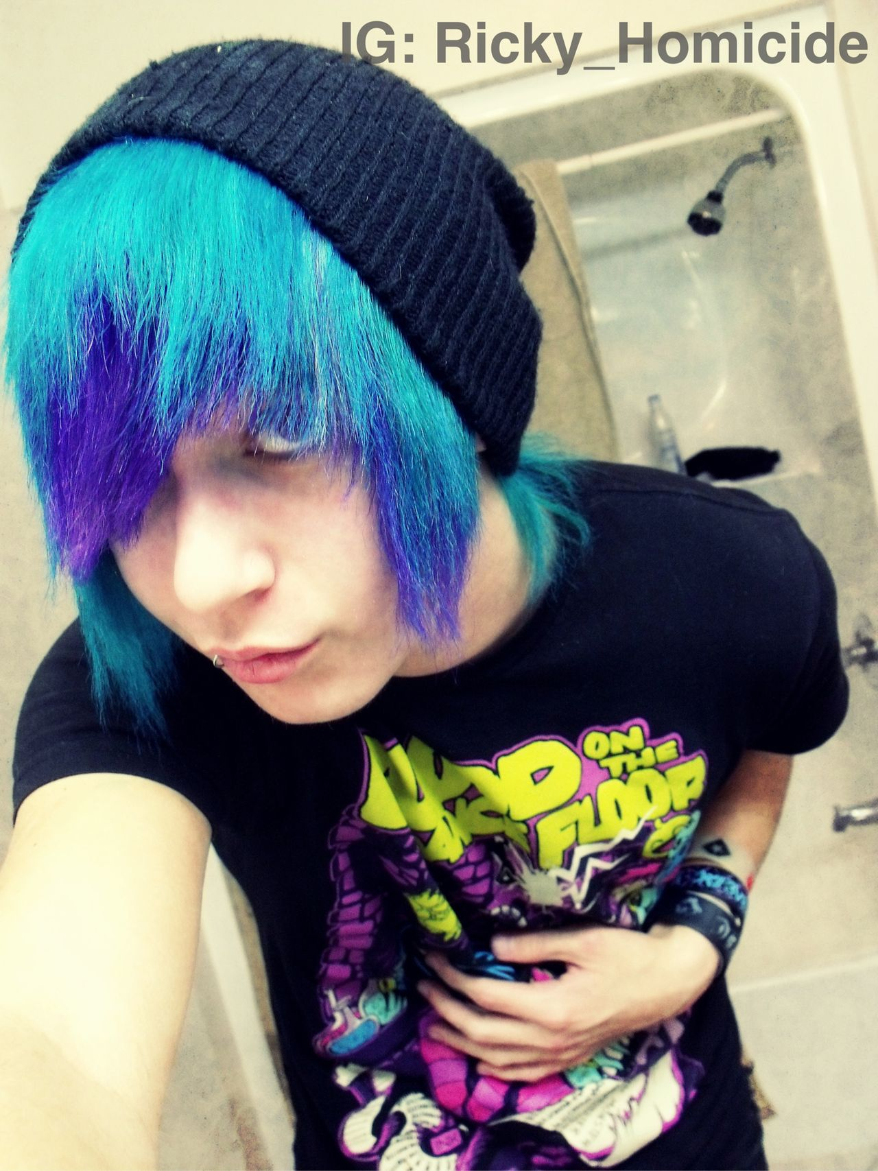 ricky homicide uc attractive men pinterest emo emo boys and