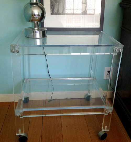Best 25+ Lucite Table Ideas On Pinterest