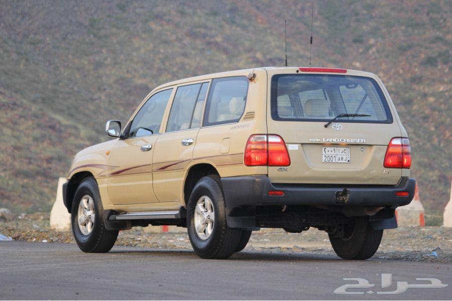 للبيع جي اكس 2001 اللون بيج Car Suv Vehicles