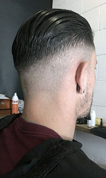 30 Mens Short Back And Sides Haircuts Hair Trends 2015 Bald Fade