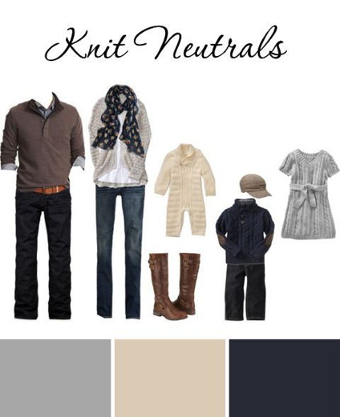 What to Wear: Fall Family Outfits
