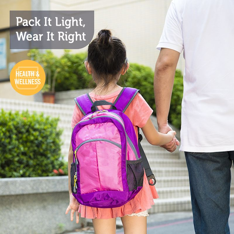 Kids and backpacks just seem to go together. Whether you are heading out on  holiday bc291e7fc5de4