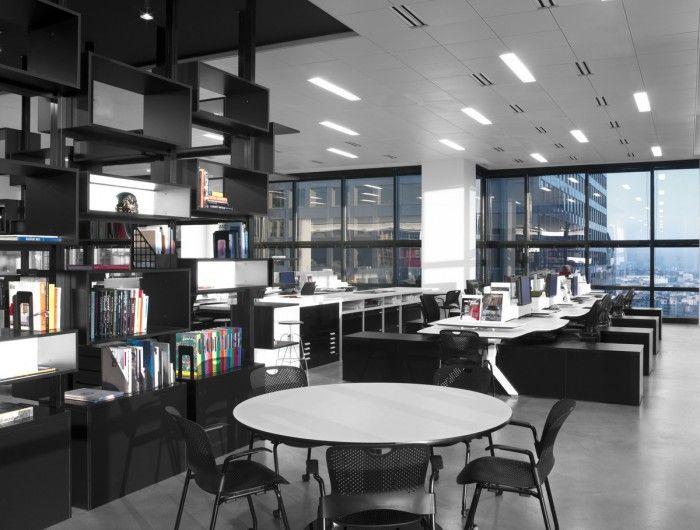 Beautiful IA Office LA 14 700x530 Inside IA Interior Architects Los Angeles Office