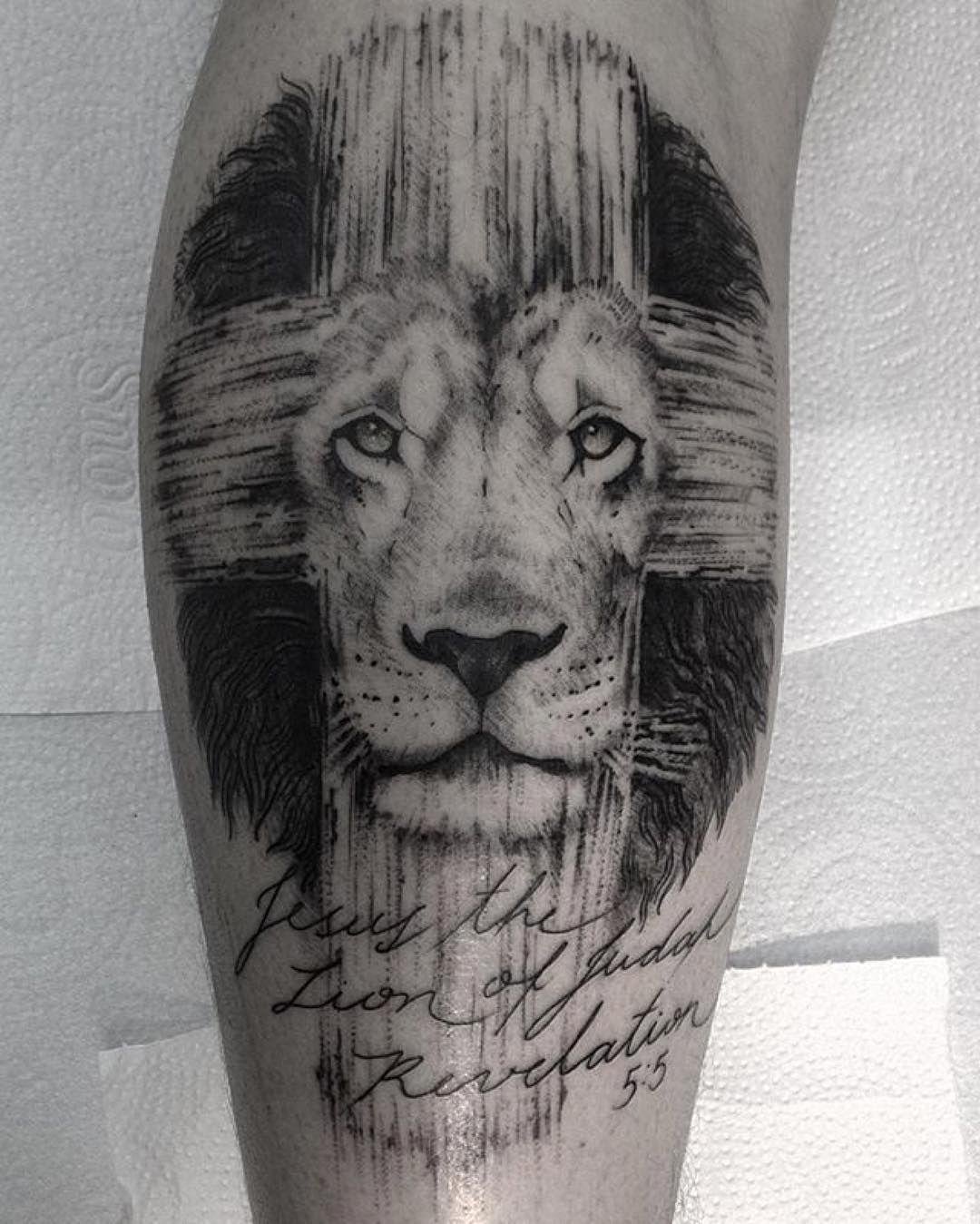 Repost Alexandresantosttt Lion Of Judah Ink Lion Tattoo Lion
