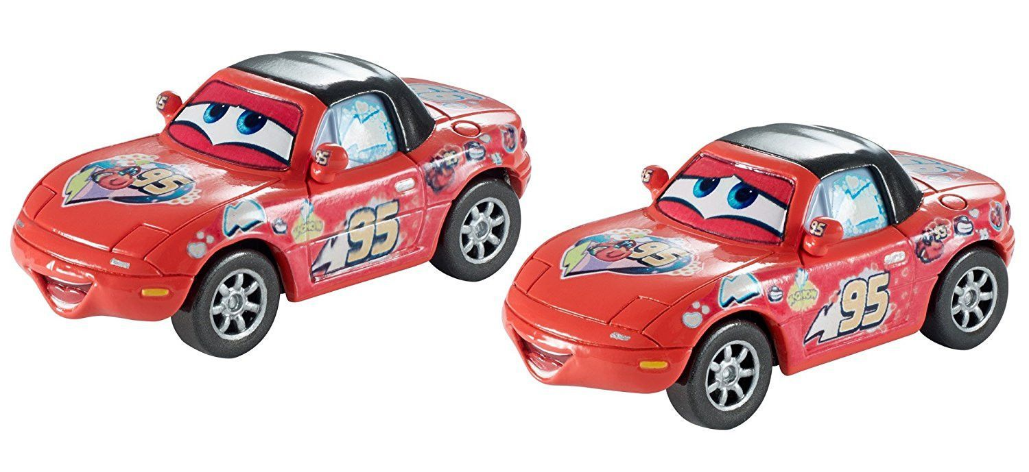 Disney pixar cars movie moments 2 pack red mia tia disney car disney pixar cars movie moments 2 pack red mia tia nvjuhfo Image collections