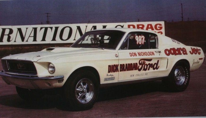 mustangvintagecars Ford racing, Classic cars trucks hot