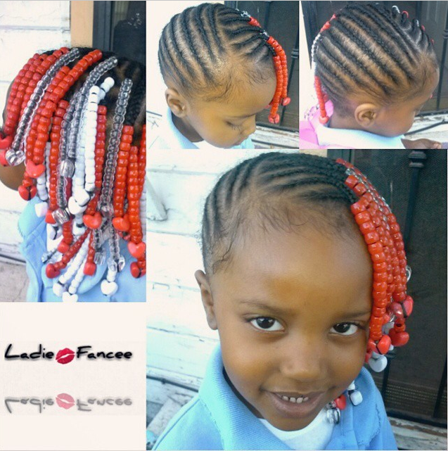 Tremendous 1000 Images About Little Girl Braids On Pinterest Twist Outs Short Hairstyles For Black Women Fulllsitofus