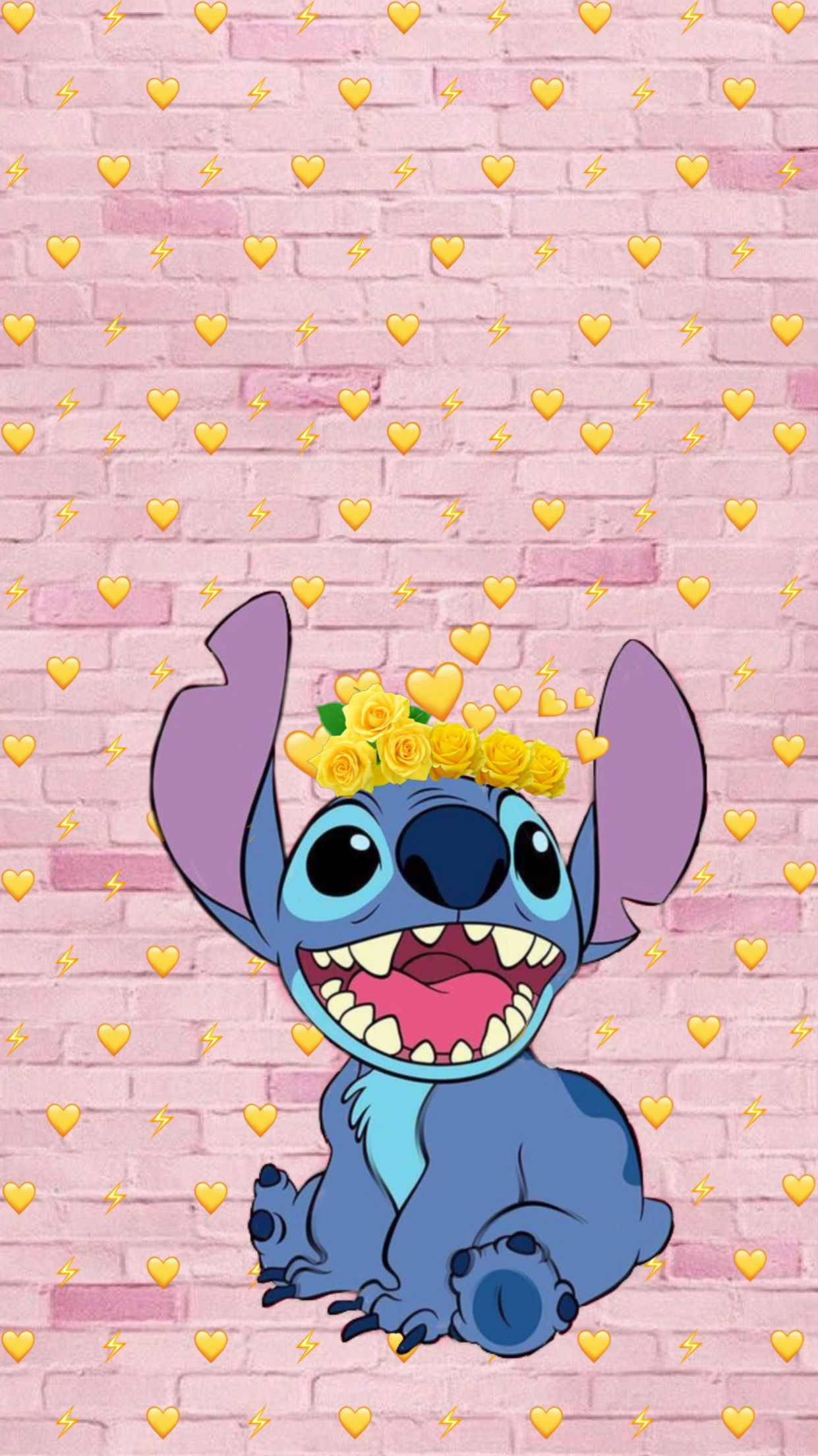 Stitch Lilo And Stitch Drawings Iphone Wallpaper Girly Cartoon Wallpaper Iphone