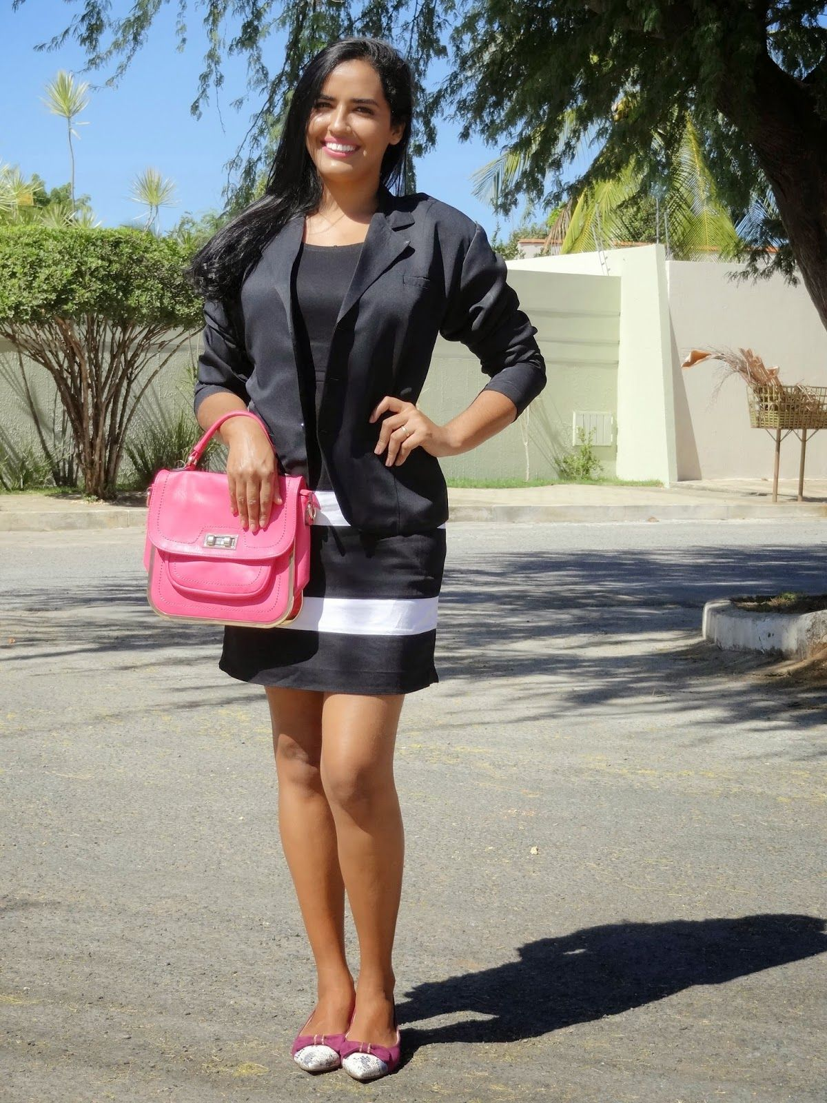 Nayara Bru: Look com Sapatilha  Bebecê Calçados + Sorteio