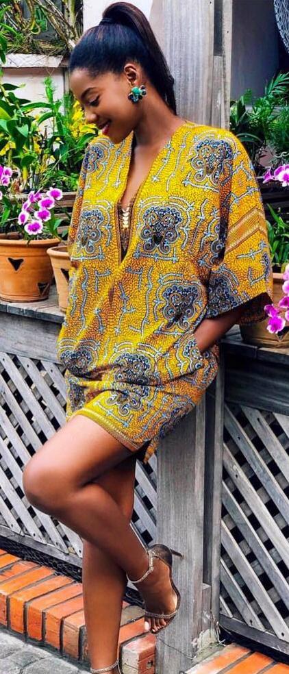 Latest Ankara Fashion Styles African Fashion Ankara African Dresses For Women Ghanaian Fashion