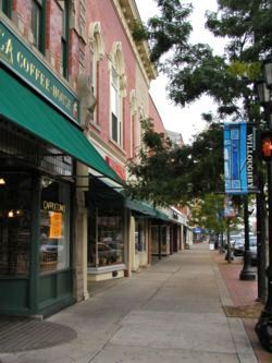 The Streets Of Downtown Willoughby Ohio Some Of The Best