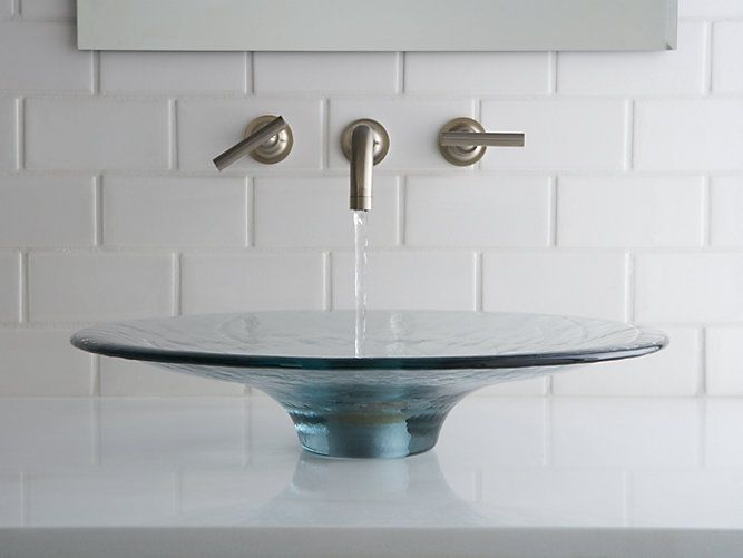 K 2367 | Lavinia Countertop Glass Sink | KOHLER