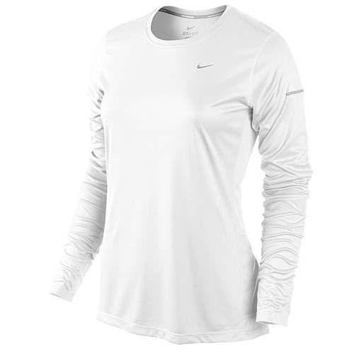 cd3fc8642 Image result for white long sleeve nike shirt womens | sportswear ...
