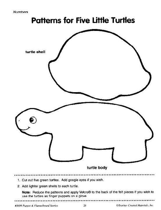 Pin On Turtles Theme Crafts Preschool