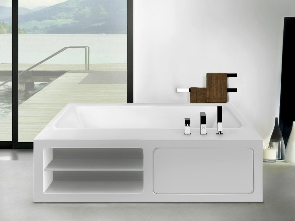 Beautiful bathrooms by Gessi | Bathtubs, Faucet and Tubs