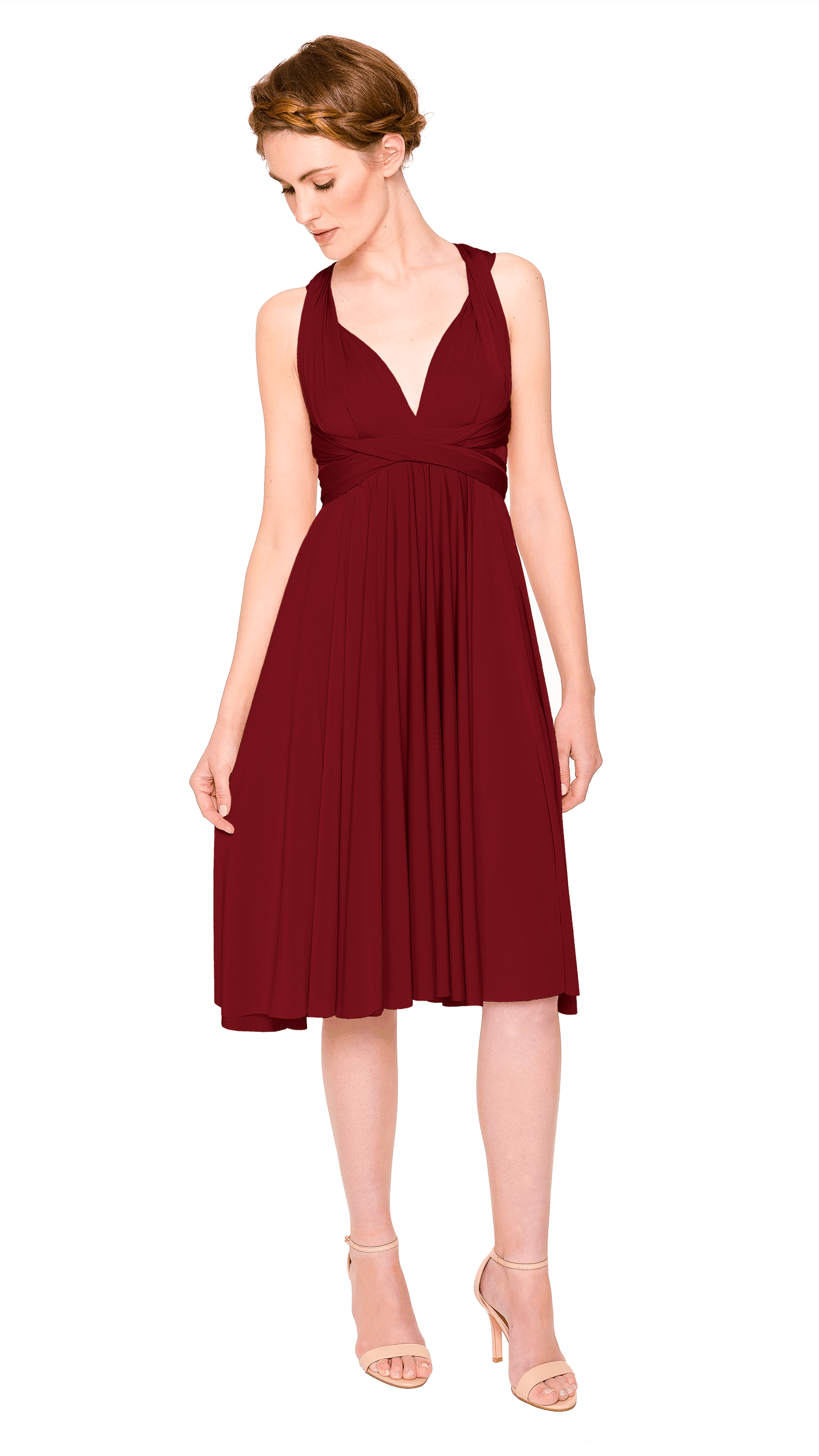 The classic collection consists of one dress with over 15 ways to the classic collection consists of one dress with over 15 ways to wrap whether styled ombrellifo Images