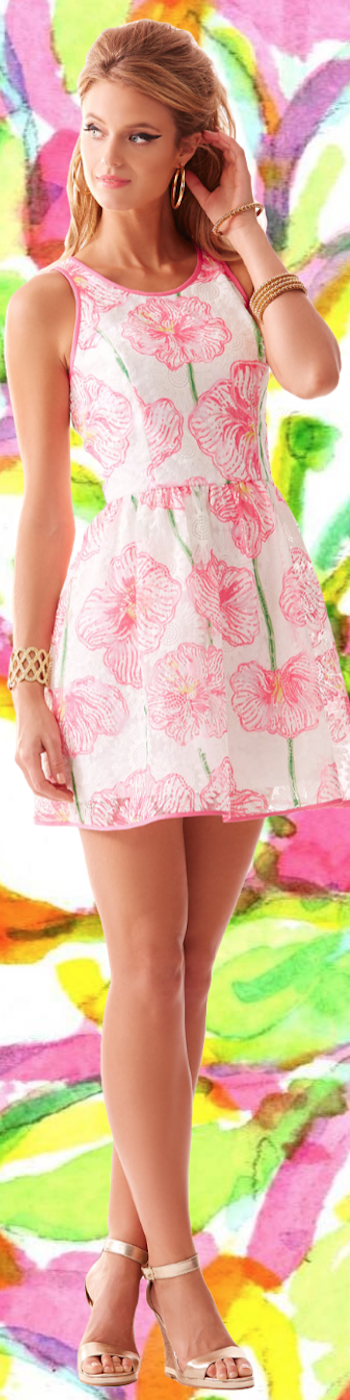 LOOKandLOVEwithLOLO: Lilly Pulitzer FABULOUS FASHION | Color-Pastels ...