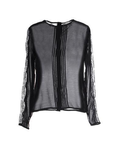 Prezzi e Sconti: #ChloÉ blusa donna Nero  ad Euro 143.00 in #ChloE #Donna camicie bluse