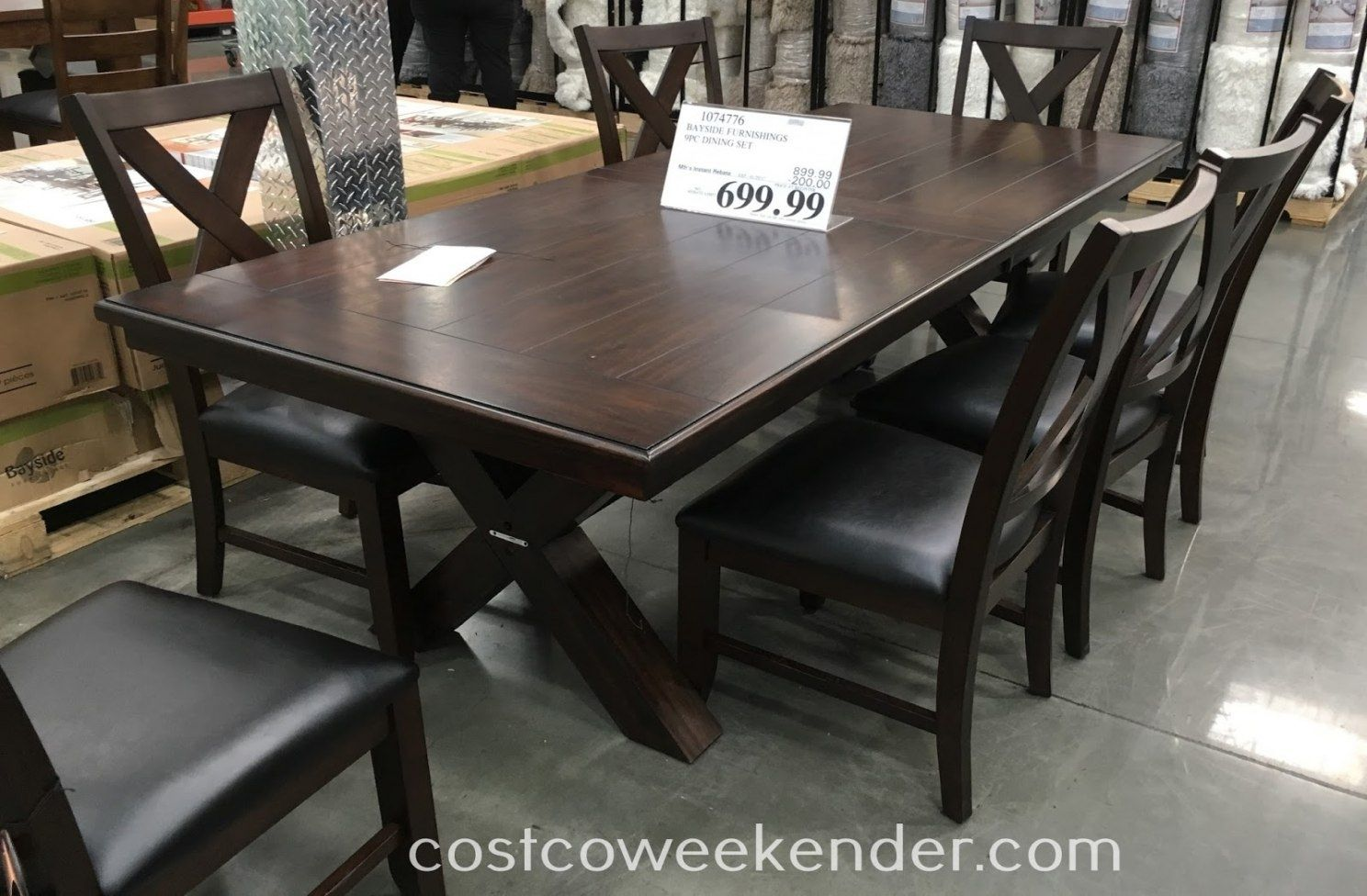 10+ Costco Kitchen Table and Chairs - Kitchen Design Ideas for