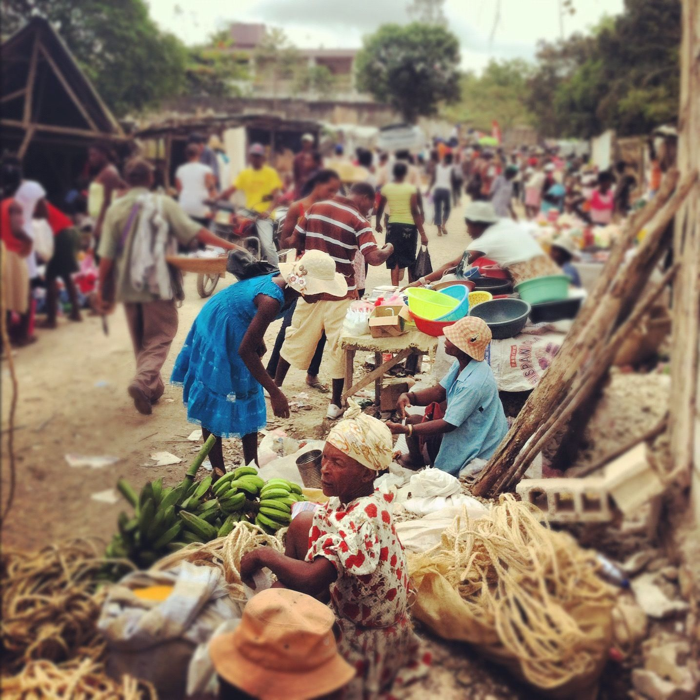 The population of Haiti is 10,306,839. The traditional clothing ...