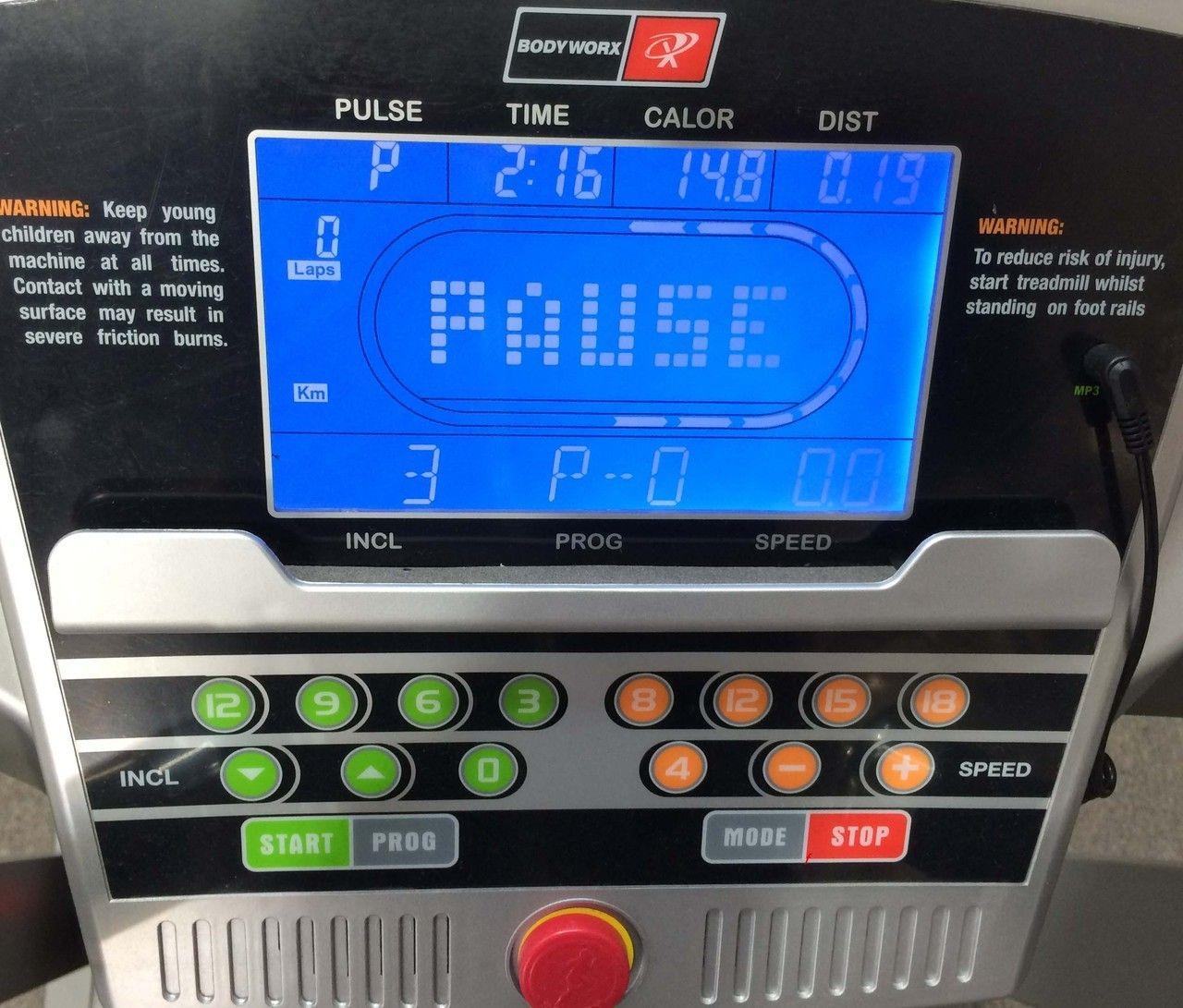 Bodyworx Phoenix Treadmill, 1,599.00 (http