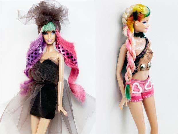Barbie Hairstyles barbie edgy barbie hairstyles Barbie Edgy Barbie Hairstyles