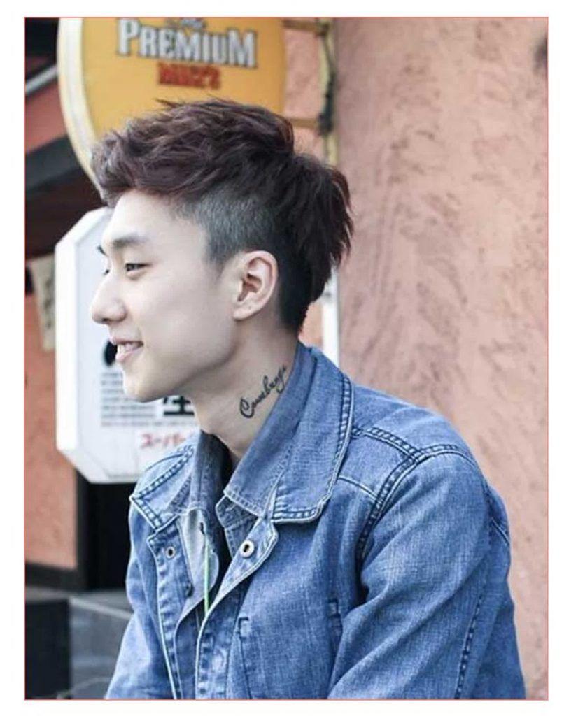 Asiatische Frisur Manner Neu Haar Frisuren 2018 Korean Men Hairstyle Asian Hair Korean Male Hairstyle Short