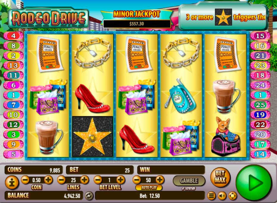 Spiele Rodeo Drive - Video Slots Online