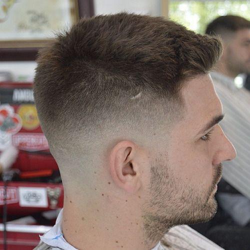 Cortes De Pelo Hombre Taper Peinados