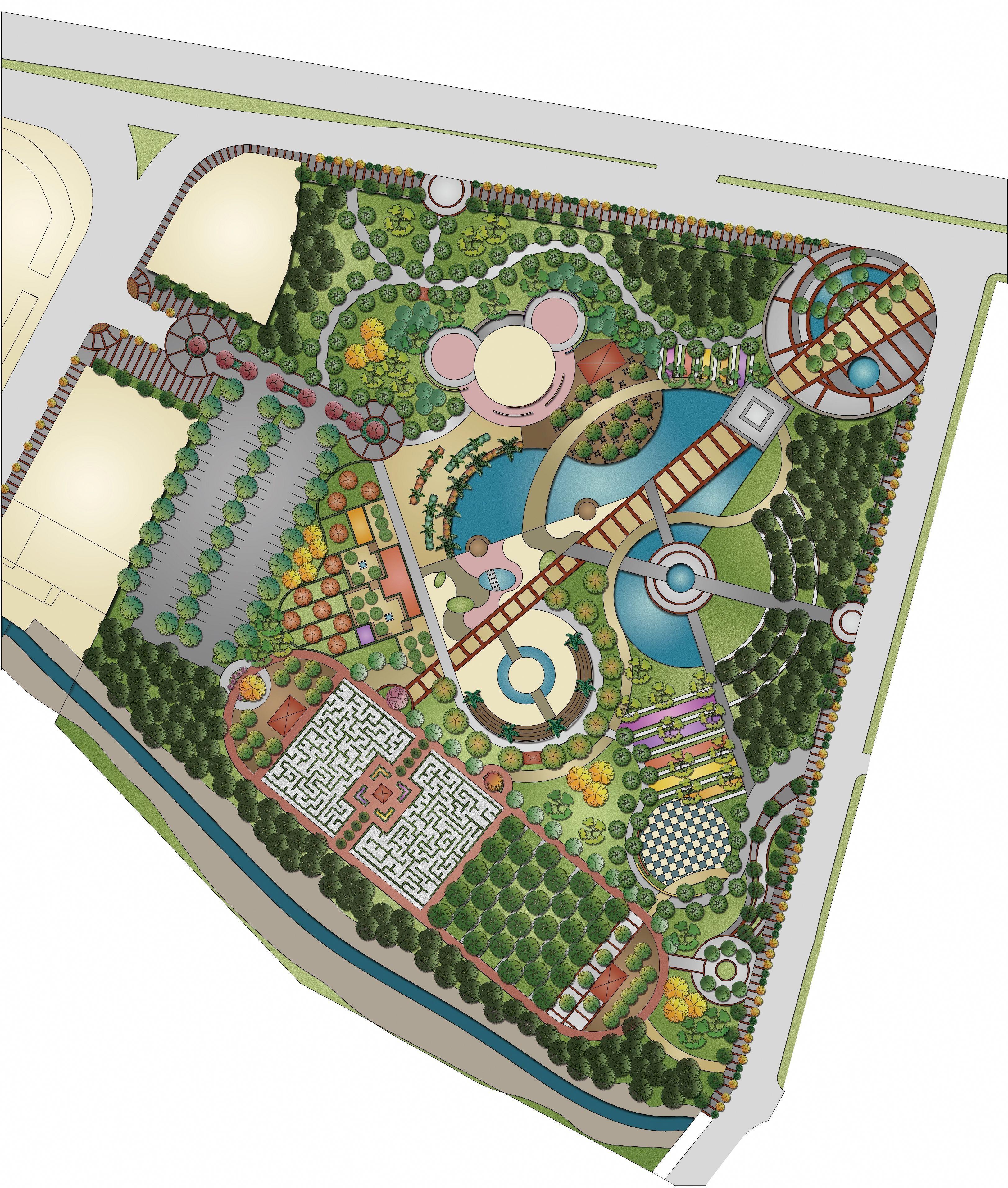 Urban Park Landscape Design Plan Urbanlandscapearchitecture Kent Parki Peyzaj Tasarimi Peyzaj Mimarisi