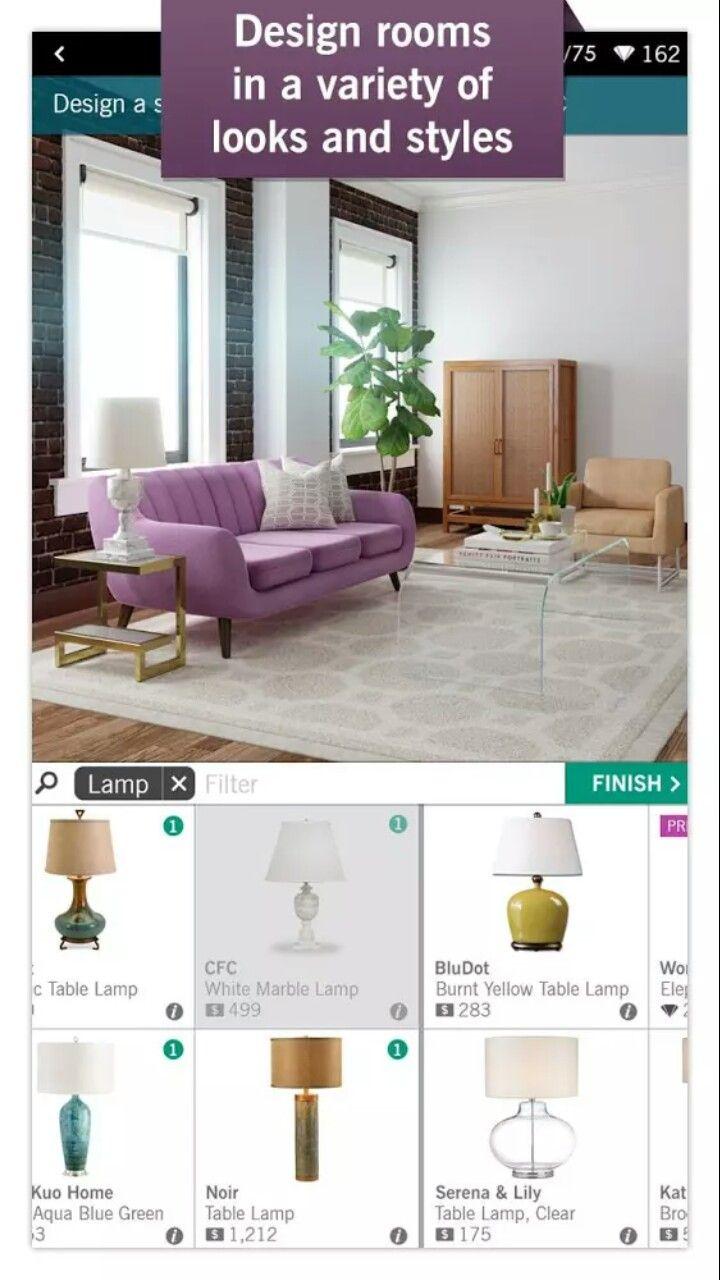 Pin De Grace En Interior Design Pinterest ~ Aplicaciones De Diseño De Interiores