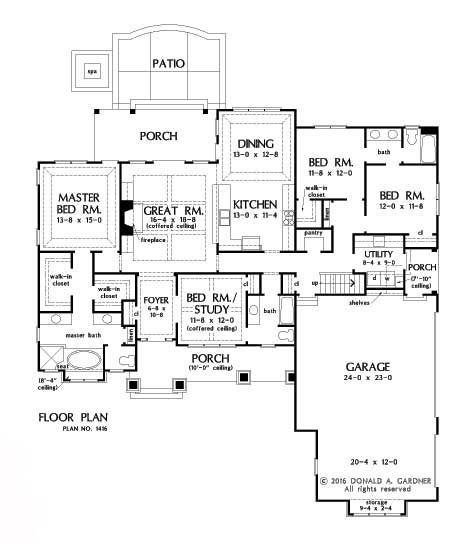The Nelson House Plan First House Plans How To Plan Nelson Homes