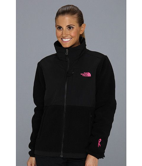 b995087b6 The North Face Pink Ribbon Denali Jacket R TNF Black/TNF Black ...