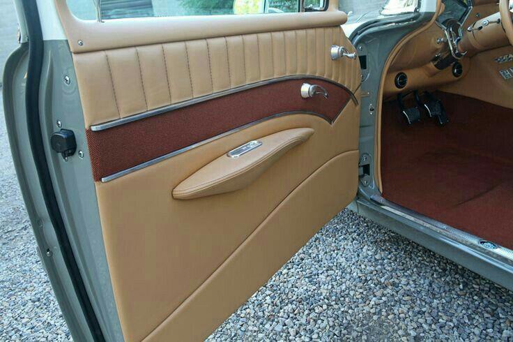 Pin By Pedro Chauqui On Beauville Camaro Interior 1955 Chevy Bel Air Custom Car Interior