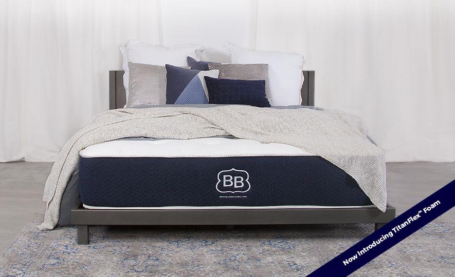 Brooklyn Signature Hybrid Mattress Brooklyn Bedding Bed