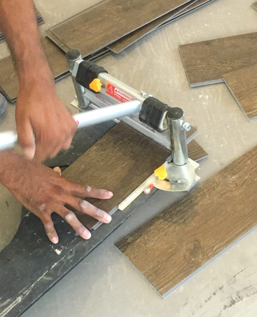 ClickTogether Vinyl Plank Flooring  Prep and