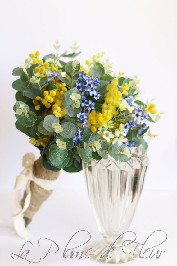 Brighton - Wedding bouquet. Australian native foliage and flowers ...