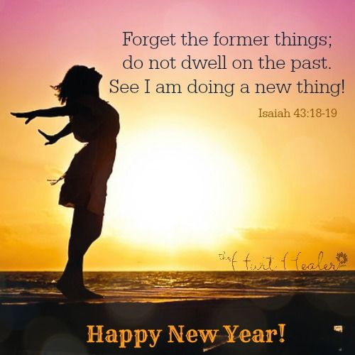 New Year Images With Bible Quotes: HAPPY NEW YEAR ISAIAH BIBLE VERSE