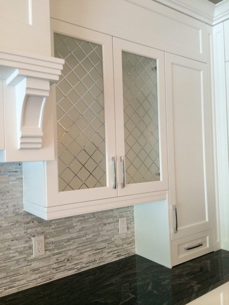 Decorative Glass For Kitchen Cabinet Doors Cabinets And