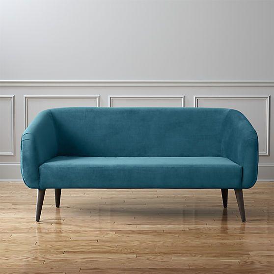 Super 999 00 Rue Apartment Sofa Bayoux Cb2 Chairs Pdpeps Interior Chair Design Pdpepsorg