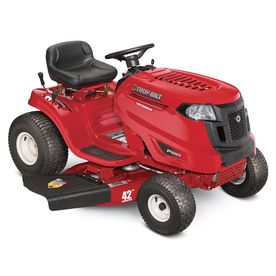 Troy Bilt Pony 15 5 Hp Manual 42 In Riding Lawn Mower With