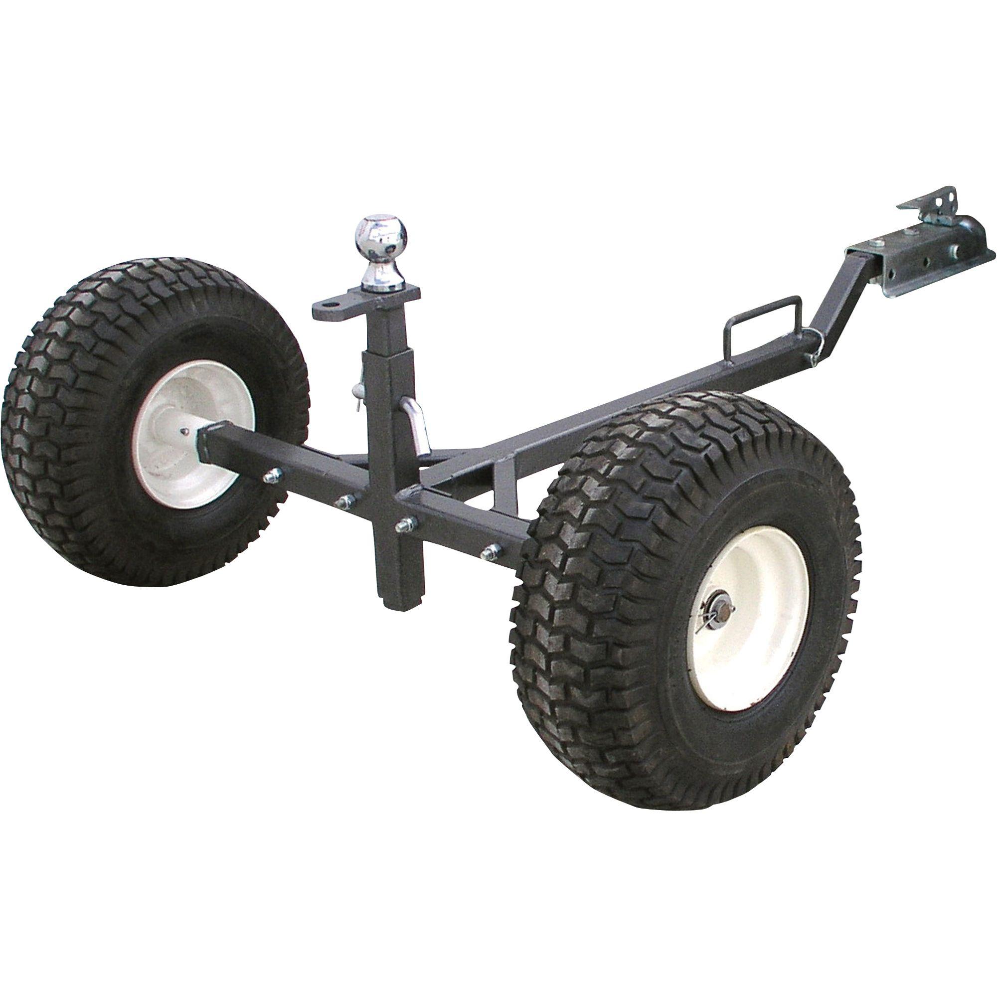 Atv dolly wheels nylon tool pouch