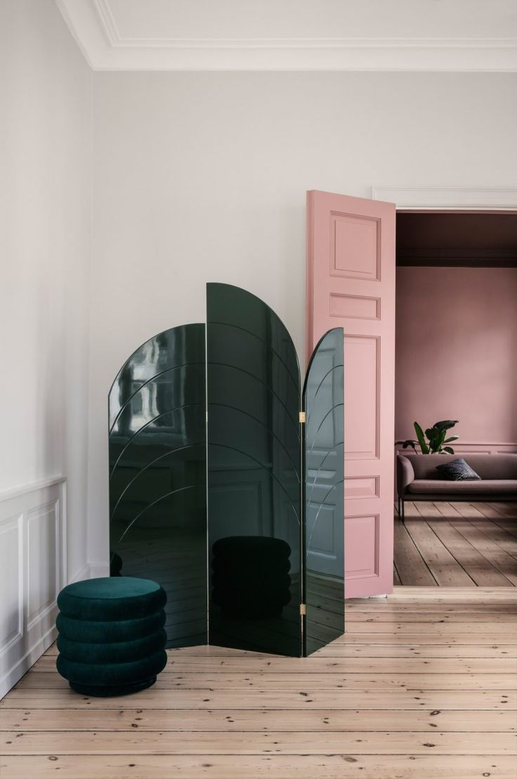 How to divide a room to get more privacy or to optimize space use a