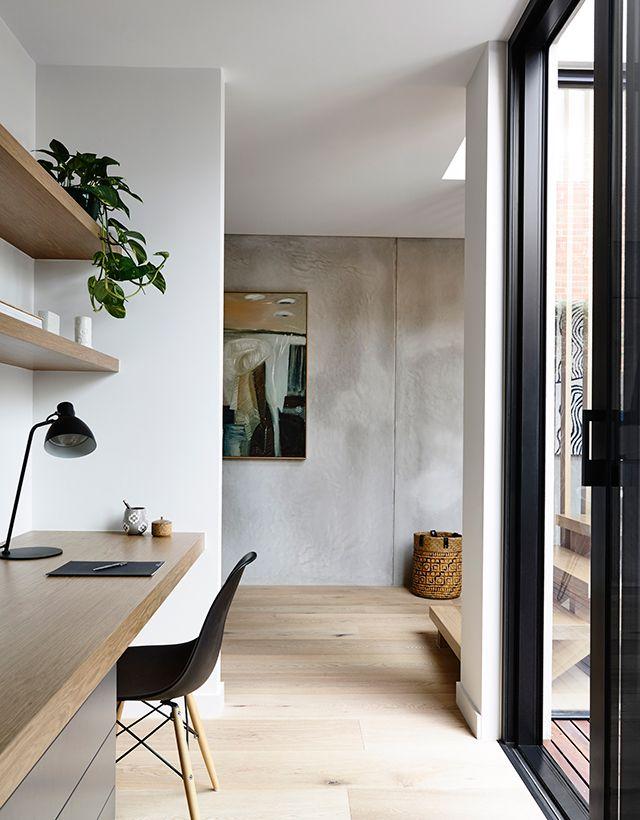 bureau lumineux decocrush inspirations pour la maison pinterest bureau lumineux bureau. Black Bedroom Furniture Sets. Home Design Ideas