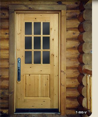 front door for log home | Our Pine Valley Collection offers · Log Homes ExteriorCabin ... & front door for log home | Our Pine Valley Collection offers: | home ...