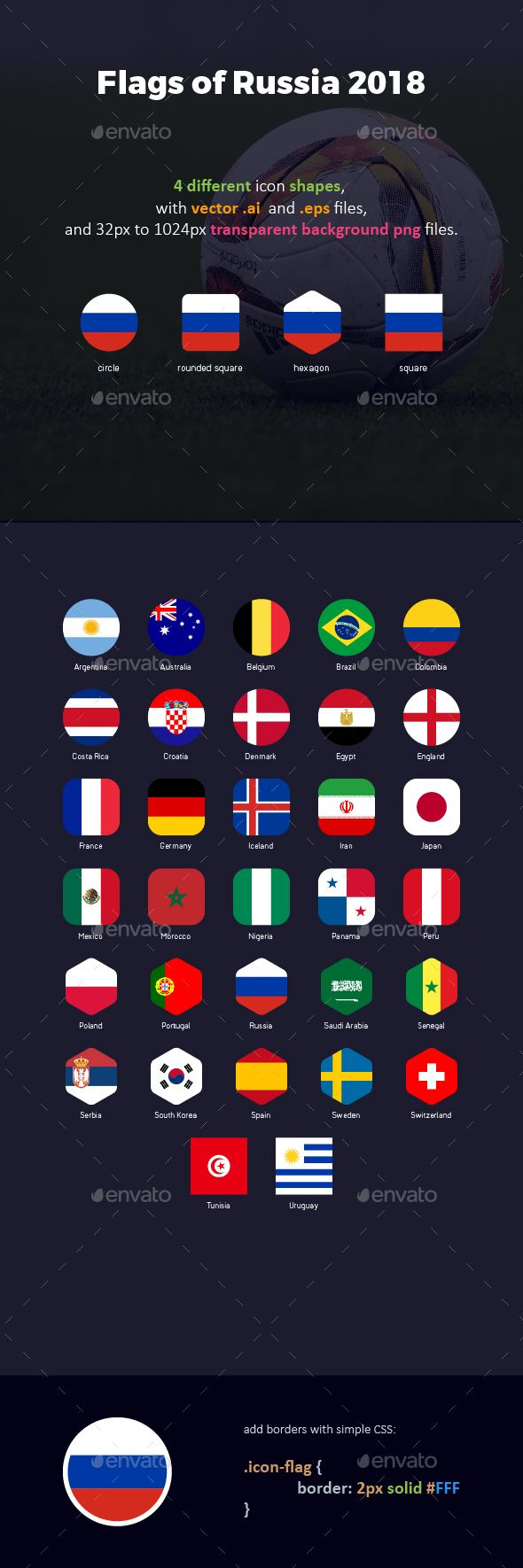 World Of Football Russia Cup 2018 Flag Icons Russia Cup Flag Icon Russia World Cup