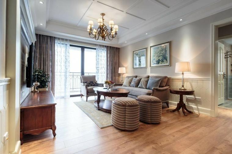 Feng Shui zu Hause - Tipps zur Energiegewinnung in unserem Zuhause - feng shui wohnzimmer