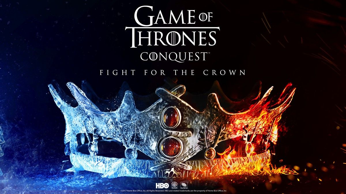 Game of Thrones Conquest Winter Events and New Trailer