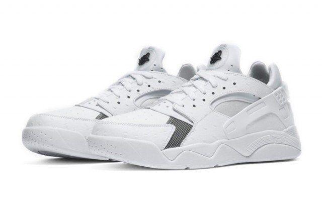 Fresh Nike Air Flight Huarache Low Ostrich Shoe For Sale